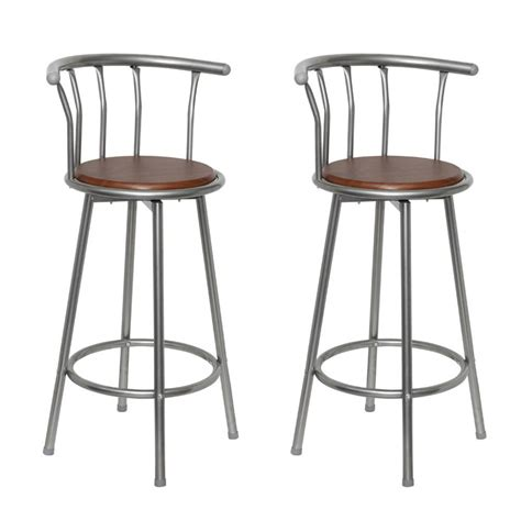 bar stool chairs for the kitchen set of 2 retro stool kitchen breakfast swivel bar stools