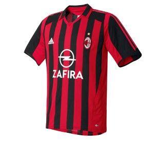 Ac Milan 2004 07 Homekit Printing 22 Kaka football shirts italian teams adidas ac milan shirt white 05 06