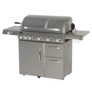 Aussie grills gas grill with side burner 8770 brandsmart usa