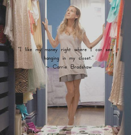 And The City Wardrobe by Saturday Style Sayings Carrie Bradshaw Kmk Style
