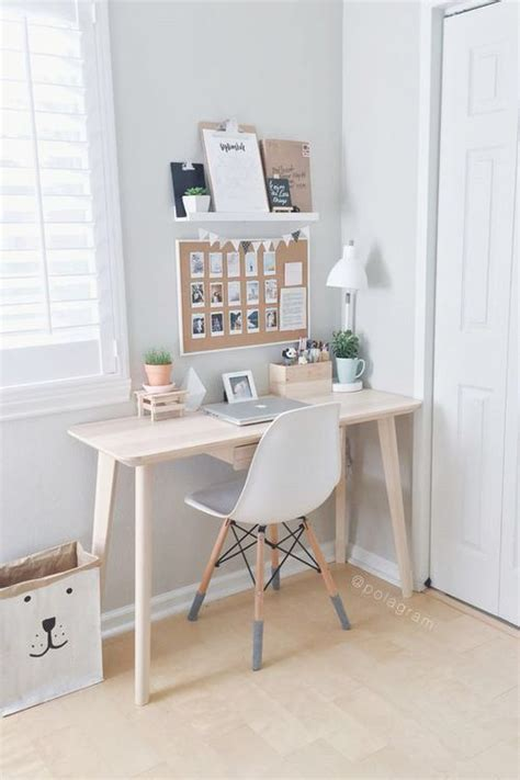 desk ideas for small bedrooms best 25 small desk space ideas on pinterest white desk