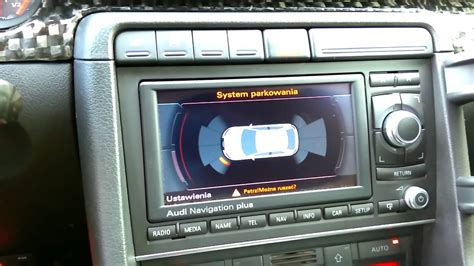 Audi A4 Rns E by Audi A4 B7 Ops Rns E