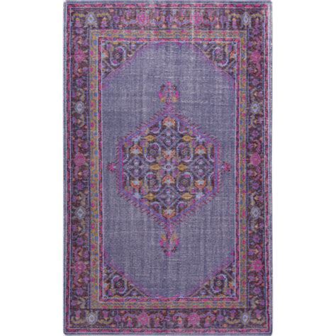 purple and gold rug darius purple and gold wool area rug