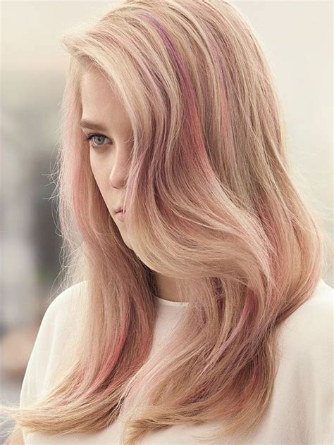 pink highlighted hair over 50 1000 ideas about pink hair highlights on pinterest pink
