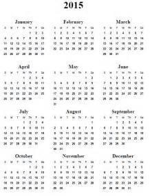 free 2015 yearly calendar template blank yearly calendar 2015 yearly calendar template