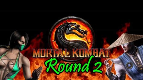The Roundup 2 by Mortal Kombat 2 Fight Sound Effect