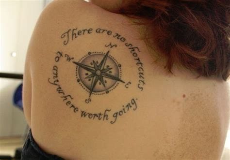 compass tattoo with bible verse 90 artistic and eye catching compass tattoo designs