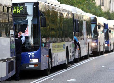 imágenes autobuses urbanos detenido por cometer hurtos en autobuses urbanos radio