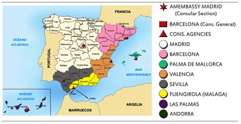 map us embassy how to renew your us passport in southern spain