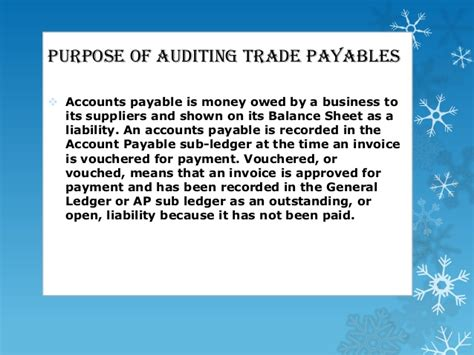 Confirmation Letter Accounts Payable Trade Receivable And Trade Payable