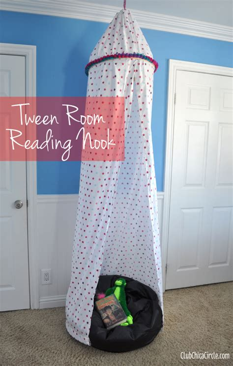 diy bedroom decor for tweens diy tween room reading nook