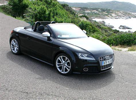 Audi Tts Convertible by Audi Tts Convertible Black Best Car Image