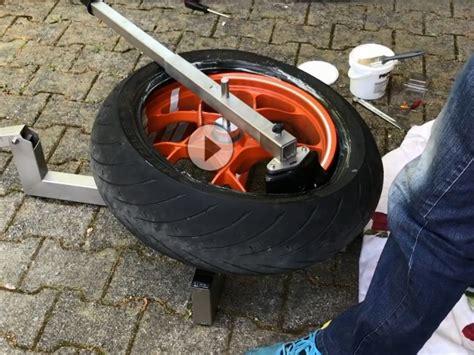 Motorradreifen Selber Wechseln reifenmontierger 228 t motorradreifen selbst wechseln