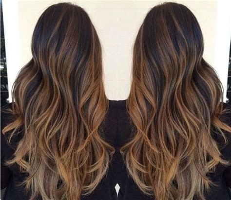 how long does hair ombre last coiffure mariage tresse cheveux long
