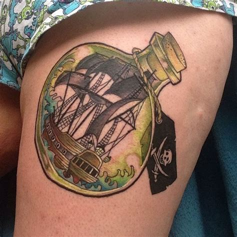 pirate ship tattoo meaning 25 best ideas about pirate ship tattoos on