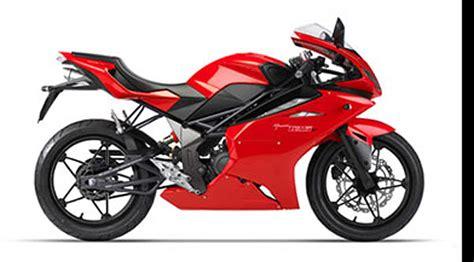 Motorrad Unter 125ccm by Megelli Supersport 125r 125ccm 11ps Rot Strassen Motorrad
