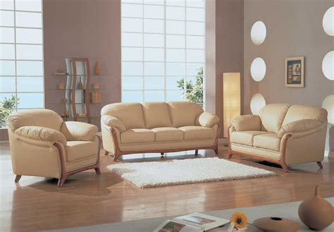 Set Overal Gf global furniture usa gf 681 sofa set cappuccino leather gf 681 set at homelement