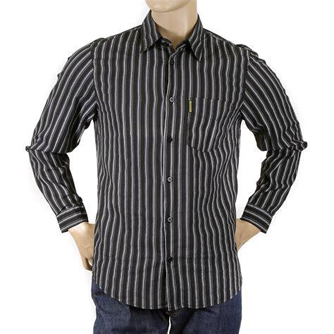 Striped Shirt armani shirt e6c69lq black striped shirt ajm0610 at