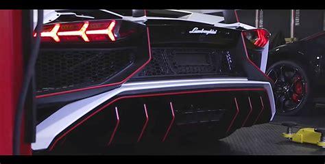 Lamborghini Exhaust Armytrix Titanium Exhaust For Lamborghini Aventador Sv
