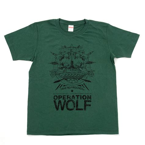 Bestseller T Shirt Plastisol Adk Murah 1 masterpiece taito operation wolf t shirt tokyo otaku mode shop