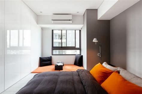 orange and black bedroom ideas 50 bedroom decorating ideas for apartments ultimate home