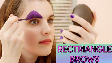 instagram brow tutorial youtube rectriangle brow tutorial instagram eyebrows 2017 youtube