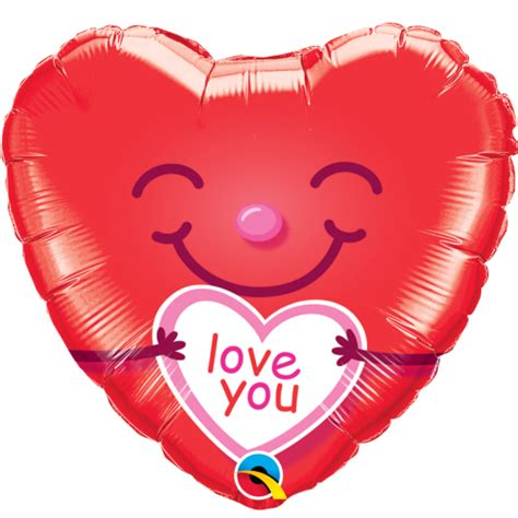 Dijamin Balon Foil You Are Loved foil balloons you smiley free