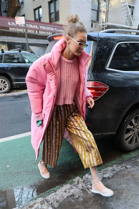 justina fleek lyrics not in nyc for the 28 images gigi hadid out in nyc 01