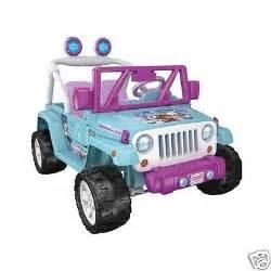 Wheels Truck Toys Disney Frozen Elsa Ride Power Wheels
