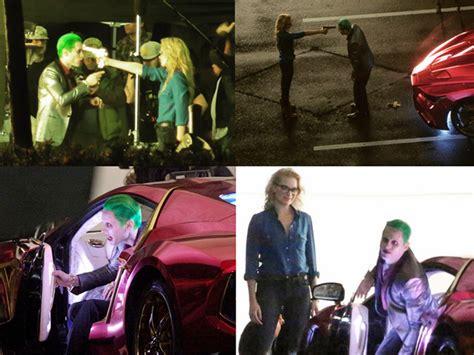 joker imagenes filtradas jared leto fotos del nuevo joker en quot suicide squad