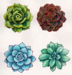 succulent tattoo on pinterest cactus tattoo dahlia