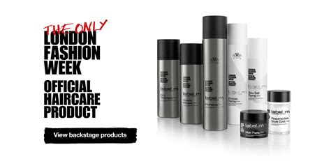 blacklabel hair products label m