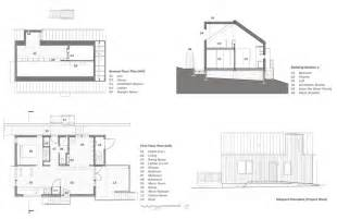 Floor Plan And Elevation Drawings Simple House Design With Plan Elevation And Section Joy