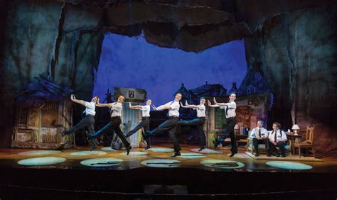 stage to stage books the book of mormon review stage the guardian