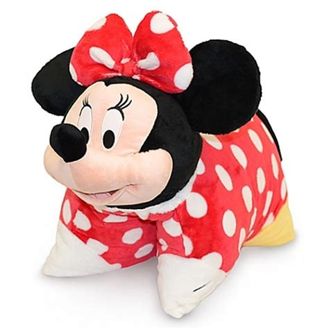 Pillow Pet Minnie Mouse disney pillow pet minnie mouse plush pillow 20 quot