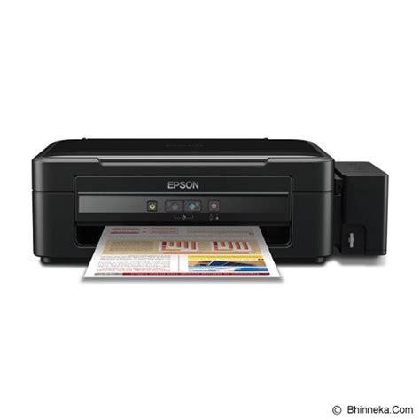 Printer Epson Murah Dibawah 500 Ribu jual epson printer l360 murah bhinneka