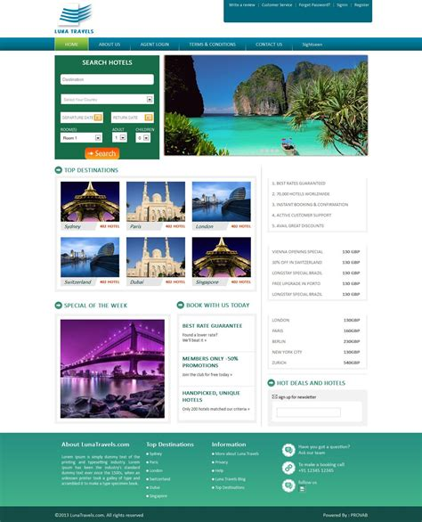 best site to book hotels travel portal software is a web based reservation system