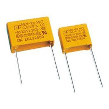 capacitor x rating multilayer pcb