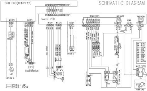miele washing machine wiring diagram wiring diagram with
