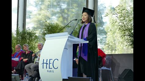 Hec Mba Class Profile 2017 by Hec Class Of 2017 Mba Student Speaker