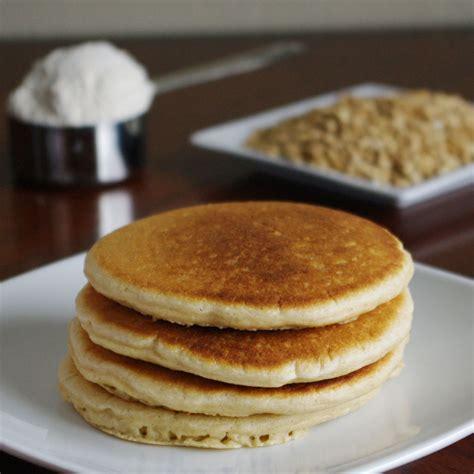 Pancake Flour | buttermilk oat flour pancakes
