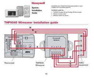 honeywell rth7500d wiring diagram get free image about