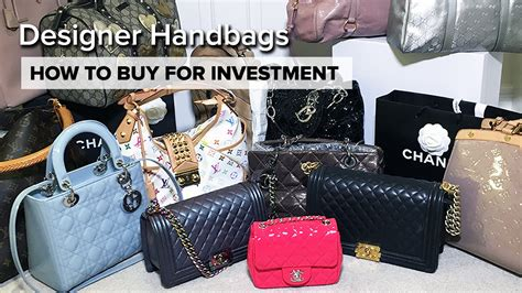 V Lentino Branded Bag my entire handbag collection how to buy for investment