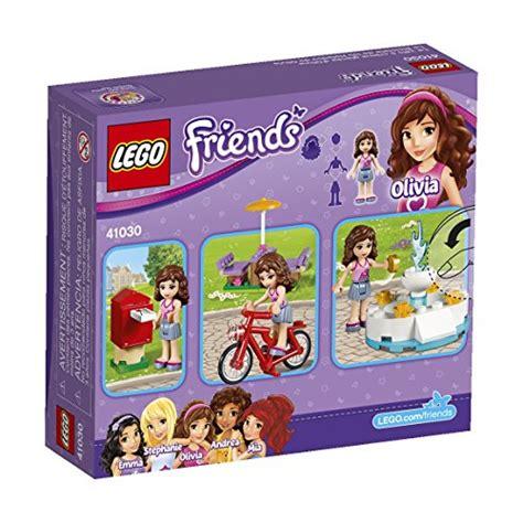 Lego 41030 Friends Olivias Bike lego friends s bike 41030 building set food beverages tobacco food items