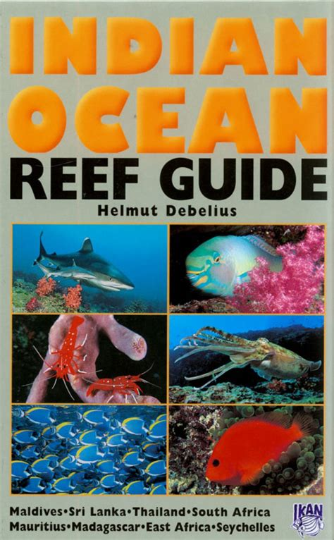 coral reefs maldives reef id books books indian reef guide helmut debelius nhbs book shop