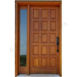 Wooden Door Solid Wood Doors Doors Al Habib Panel Doors