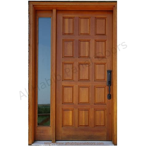 Door Panel by Solid Wood Doors Doors Al Habib Panel Doors