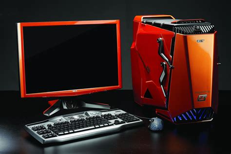 Gaming Desk Tops Acer Aspire Predator Gaming Desktop Computer Wallpaper 3839x2568 400915 Wallpaperup