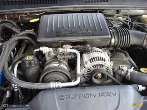 4 7 Liter Jeep Engine 2002 Jeep Grand Limited 4 7 Liter Sohc 16 Valve