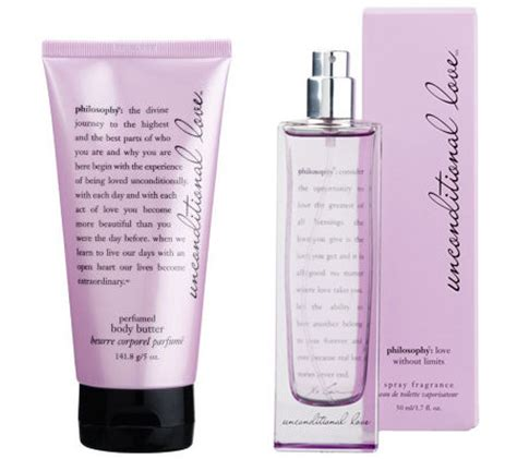 Philosophy Unconditional Perfume Review by Philosophy Unconditional Fragrance And Butter